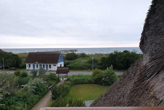 Ausblick auf Ostsee